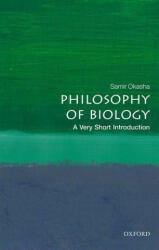 Philosophy of Biology: A Very Short Introduction (ISBN: 9780198806998)