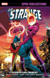 Doctor Strange Epic Collection Triumph and Torment (ISBN: 9781302920562)