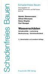 Wasserschäden - Günter Zimmermann, Alfred Ottomann, Heinz Klopfer (2008)