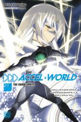 Accel World, Vol. 21 (Light Novel): The Snow Sprite (2020)