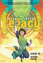 Green Lantern: Legacy (ISBN: 9781401283551)