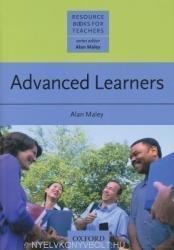 Advanced Learners - Alan Maley (ISBN: 9780194421942)