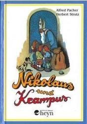 Nikolaus und Krampus - Alfred Pacher, Herbert Strutz (ISBN: 9783708402611)