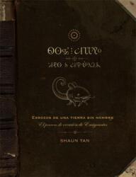 Esbozos de una tierra sin nombre - Shaun Tan, Carles Andreu Saburit, Albert Vitó Godina (ISBN: 9788415208082)