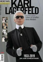 News Stars Gold Edition Karl Lagerfeld - Oliver Buss (2019)