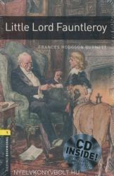 Little Lord Fauntleroy - OBW 1 + CD (ISBN: 9780194788977)