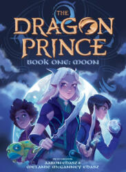 Moon (The Dragon Prince Novel #1) - Aaron Ehasz (ISBN: 9781338603569)