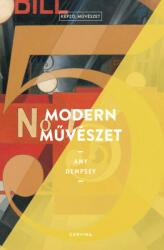 Modern művészet (ISBN: 9789631366099)