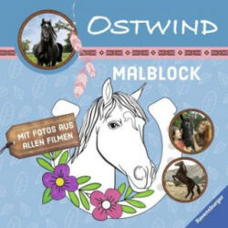 Ostwind: Malblock - Alias Entertainment GmbH (ISBN: 9783473491339)