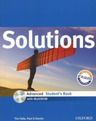 Solutions. Student's book (ISBN: 9780194552103)