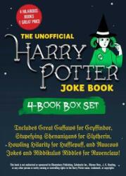 Unofficial Harry Potter Joke Book 4-Book Box Set (ISBN: 9781510748163)