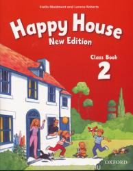 New Happy House 2 Class Book (ISBN: 9780194730259)