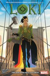 Loki: The God Who Fell To Earth - Oscar Bazaldua (ISBN: 9781302920319)