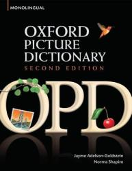 Oxford Picture Dictionary (ISBN: 9780194369763)