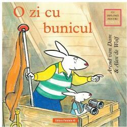 O zi cu bunicul (ISBN: 9789734731275)
