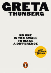 No One Is Too Small to Make a Difference, Paperback (2019)