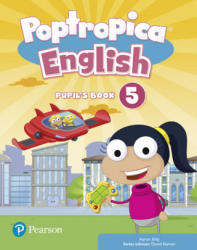 Poptropica English Level 5 Pupil's Book - Aaron Jolly (2017)