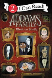 The Addams Family: Meet the Family - Alexandra West, Lissy Marlin (ISBN: 9780062946751)