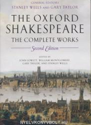 The Oxford Shakespeare - The Complete Works (ISBN: 9780199267187)