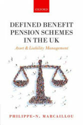 Defined Benefit Pension Schemes in the UK - Philippe-N. Marcaillou (ISBN: 9780198738794)