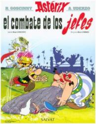 Asterix - El combate de los jefes - RENE, UDERZO, ALBERT GOSCINNY (2018)