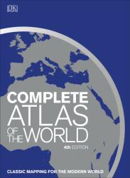 Complete Atlas of the World - DK (ISBN: 9780241365977)