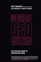 The Great CEO Within - Alex Maccaw, Misha Talavera (ISBN: 9780578599281)