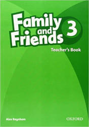 Family and Friends 3: Teacher's Book (ISBN: 9780194812276)