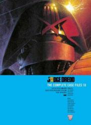 Judge Dredd the Complete Case Files Vol. 18 - Garth Ennis, Alan Grant (ISBN: 9781781087497)