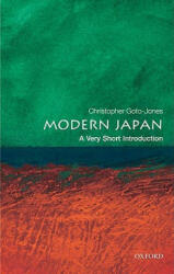 Modern Japan: A Very Short Introduction (ISBN: 9780199235698)