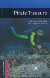 Oxford Bookworms Library: Starter Level: : Pirate Treasure - M. Foster (ISBN: 9780194793643)