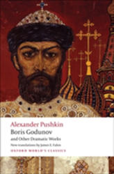 Boris Godunov and Other Dramatic Works (ISBN: 9780199554041)