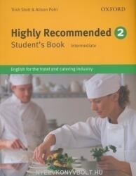 Highly Recommended 2 Student's Book (ISBN: 9780194577502)