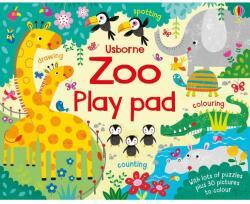 Zoo Play Pad (ISBN: 9781474969291)