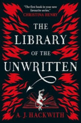 Library of the Unwritten - A. J. Hackwith (ISBN: 9781789093179)