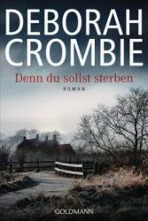Denn du sollst sterben - Deborah Crombie, Andreas Jäger (ISBN: 9783442487721)