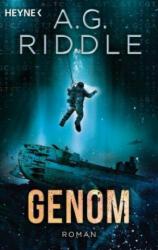 Genom - Die Extinction-Serie 2 - A. G. Riddle (ISBN: 9783453439399)