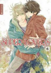 Super Lovers 06 - Abe Miyuki (ISBN: 9783963580673)