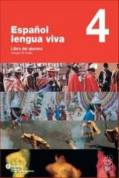 ESPANOL LENGUA VIVA 4 ALUMNO+CD - A. Centellas (ISBN: 9788497130547)