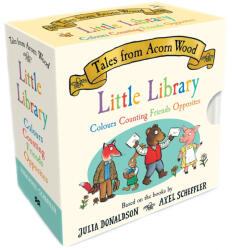 Tales From Acorn Wood Little Library (0000)
