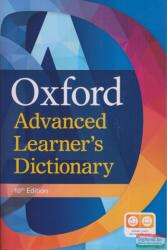 Oxford Advanced Learner's Dictionary (ISBN: 9780194798488)