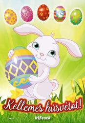 Kellemes húsvétot! - kifestő §H (ISBN: 9786155765919)