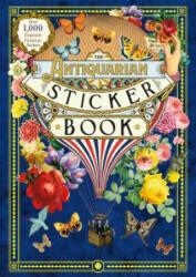 Antiquarian Sticker Book - Odd Dot (ISBN: 9781250208149)