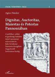 Dignitas, Auctoritas, Maiestas és Potestas Pannoniában (2020)