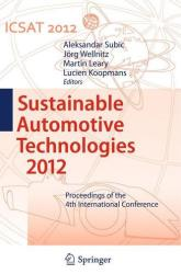 Sustainable Automotive Technologies (2012)
