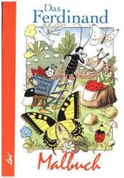 Das Ferdinand Malbuch - Ondrej Sekera (ISBN: 9783896032485)