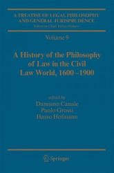 A Treatise of Legal Philosophy and General Jurisprudence: Vol. 9: A History of the Philosophy of Law in the Civil Law World, 1600-1900; Vol. 10: The (2009)