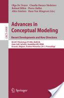 Advances in Conceptual Modeling. Recent Developments and New Directions - Er 2011 Workshops Fp-Uml, More-Bi, Onto-Com, Secogis, Variability@Er, WISM, (2011)