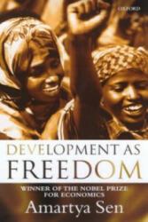 Development as Freedom (2001)