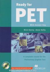 New Ready for PET - Student's Book (2008)